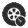 TPMS: Tyre Pressure Monitoring System icon