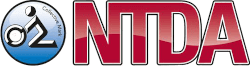 National Tyre Distributor Association (NTDA) accredited logo