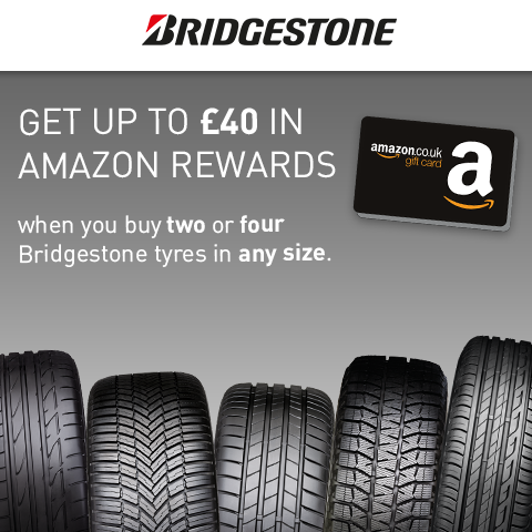 Get up to £40 Amazon Reward